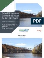Schell Memorial Bridge Designs