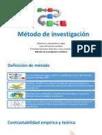 5 Metodología de La Investigación
