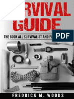 Survival Guide - The Book All Survivalist and Preppers Need (3in1) (2016)