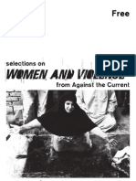 Solidarity - Women and Violence