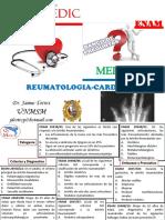 Banco Cardiologia Reumatologia