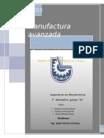 Reporte de Practica 2 CNC