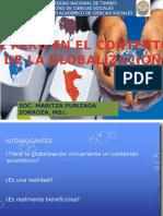 El Perú en El Contexto de La Globalización