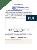 Cooperativas Bases