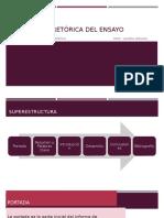 Estructura Retórica Ensayo