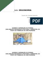 Ergonomia Artigo