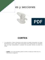 Clase EV6 Cortes y Secciones