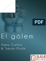 El Golem - Harry Collins