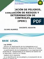 Presentación IPERC Metalurgia UNCP