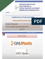2. Simulación Con GNU Radio