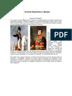 La Invasión Napoleónica a España.docx