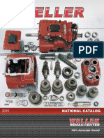 Heavy Duty Truck Transmission Reman by Weller National 2015 Catalog