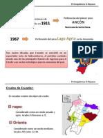 Crudos de Ecuador