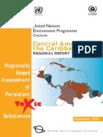 Central America Caribbean Report UNEP