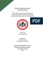 Sampul Kumpulan Berkas Program Internsip
