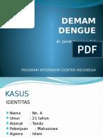Presentasi Kasus Demam Dengue