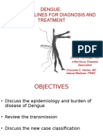 Dengue Who Protocol