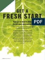 Salad Ideas - Wellmark - Spring/Summer 2017