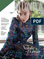 Boston Common - 2015 - Issue 4 - Fall - Natalie Dormer