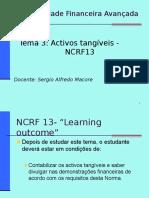 Activos Tangíveis _NCRF 13