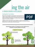 Allergy Information - Wellmark - Spring/Summer 2017