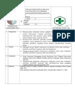 SPO KRITERIA 9.1.2 Penyususnan Indikator Klinis