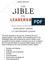 The.bible.on.Leadership