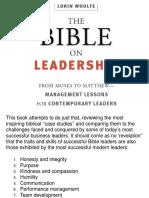 The.bible.on.Leadership