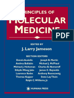 Principles of Molecular Medicine - J. Larry Jamenson - Humana Press - 1998