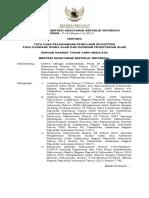 Permenhut P.48-2014 Ttg Pemulihan Ekosistem
