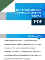Diseño y Programación Orientada a Objetos 2