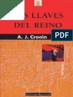 Las Llaves Del Reino- Archibald Joseph Cronin.pdf
