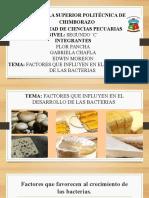 Desarrollo de Bacterias 1