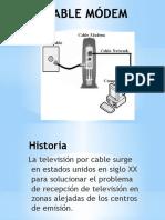 Cable Módem