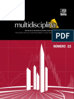 Multidisciplina Numero 22