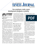 Competitive Employers Make Career