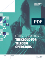 Cloud for Telecoms Operators