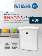 Air Purifier Brochure