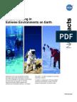 NASA 160397main ext env fact sheet