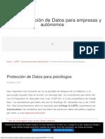 Protección de Datos para psicólogos_ requisitos legales.pdf