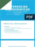 Referencias Bibliográficas APA (OV)