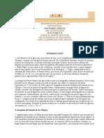 2003. Pastores Gregis (Juan Pablo II)