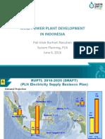 Wind Development in Indonesia
