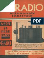 La Radio 1933_23