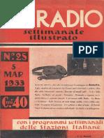 La Radio 1933_25