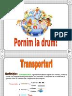 Transport Uri