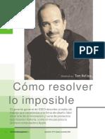 Como Resolver Lo Imposible