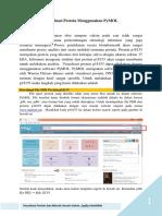 Tugas Bioteknologi Visualisasi Protein Dan Desain Vaksin