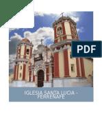 Catedral de Ferreñafe.histORIA