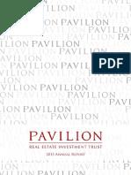 Pavilion REIT - Annual Report 2015